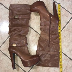 Jessica Simpson leather boots 👢